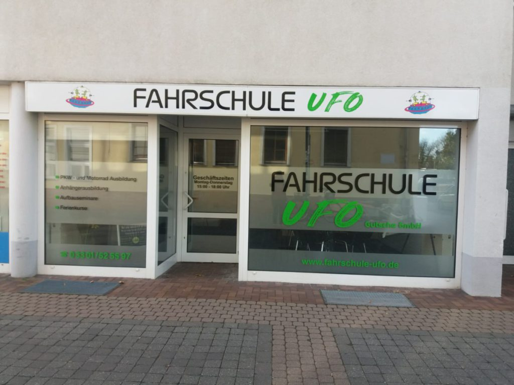 Fahrschule Ufo Oranienburg